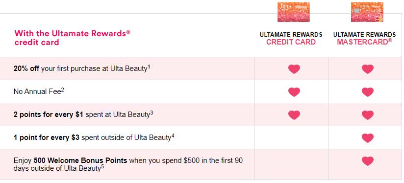 ulta rewards