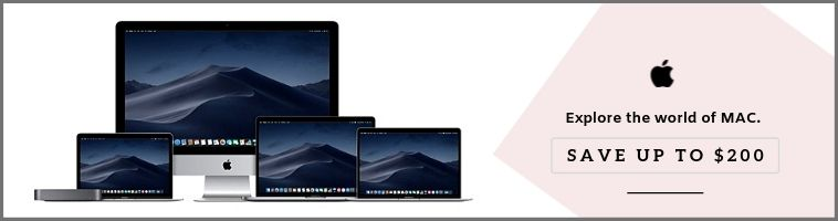 Apple deals on Mac