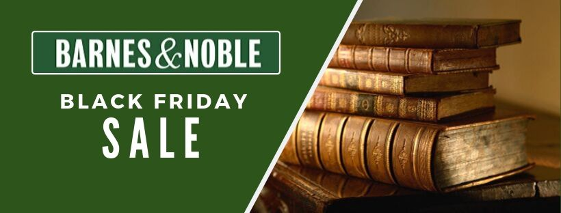 Barnes and Noble Black Friday Sale