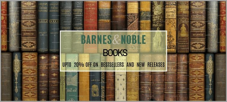 Barnes & Noble Deals on Books