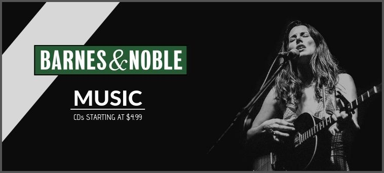Barnes & Noble Deals on Music
