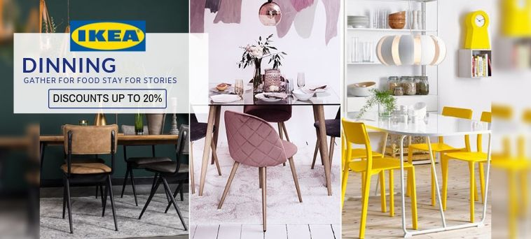 Ikea Dinning