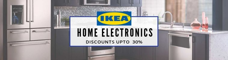 Ikea Deals on Home Electronics