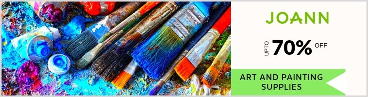 Deals on Art and Painting Supplies
