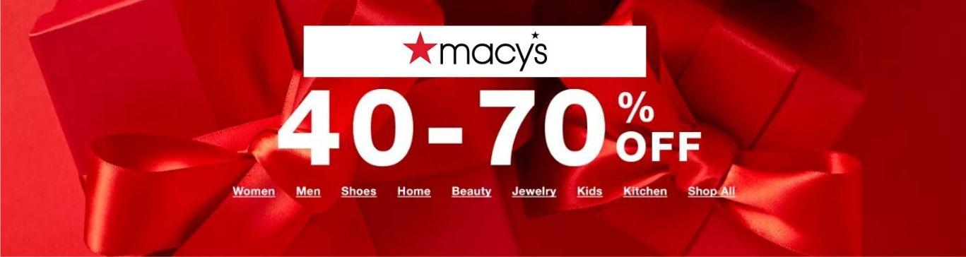 Macy's Offers