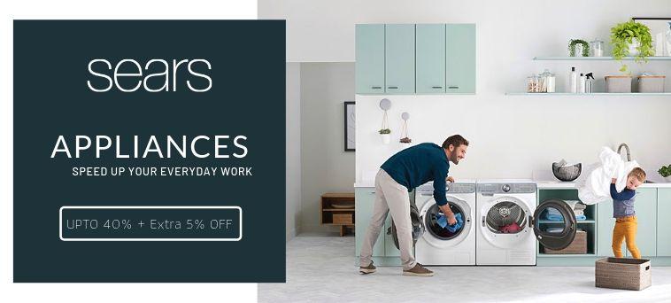 Sears Deals on Appliances