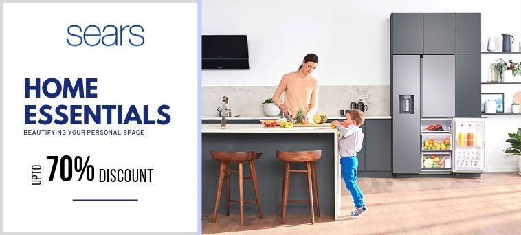 Sears deals on home essentials