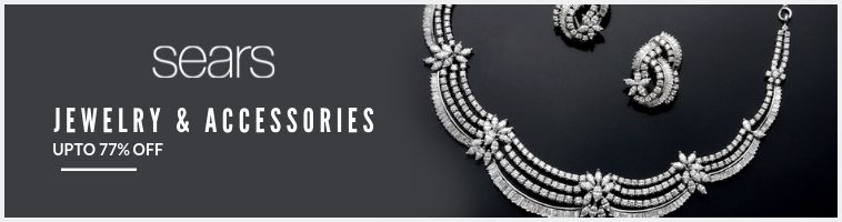 Sears deals on Jewelry