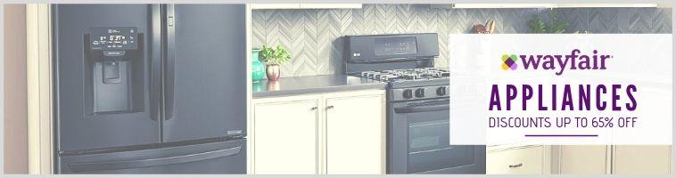 Wayfair deals on Appliances