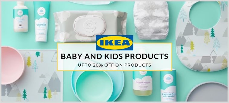Ikea Baby and Kids Products