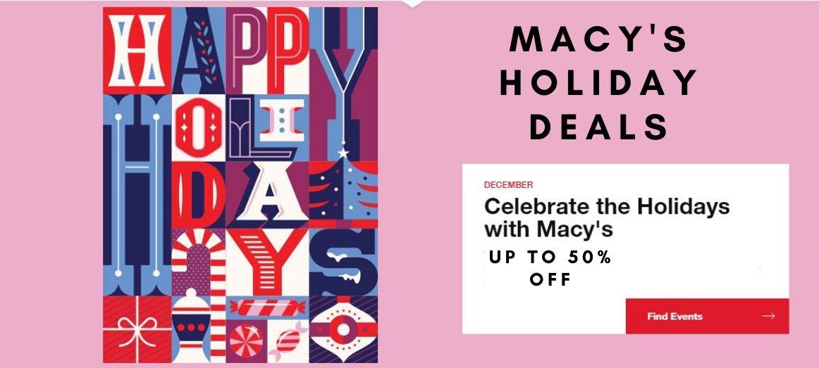 Macy's Events